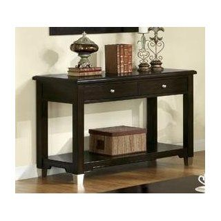 Coaster Furniture 701199 Liberty Transitional Sofa Table with Drawers and Shelf 701199   Coffee Tables