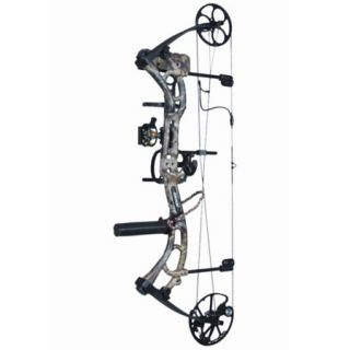 Bear Archery Authority Ready To Hunt Bow Package LH 28 60 lbs. Realtree APG 764327