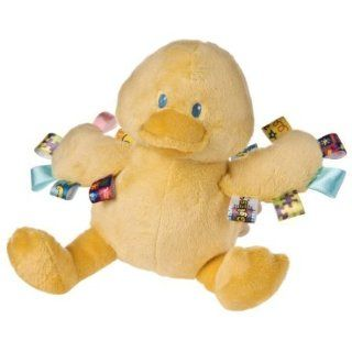 Taggies Musical Menagerie Plush Toy, Yellow Duck  Nursery Mobiles  Baby