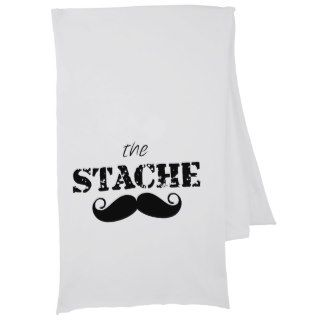 The Stache Mustache Retro Hipster Scarf