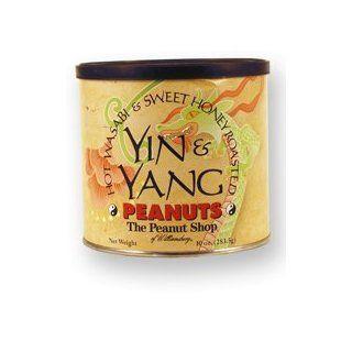 Yin & Yang Peanuts 10 oz. : Grocery & Gourmet Food