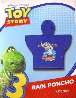 Disney Toy Story Rain Coat   Toy Story Rain Poncho: Toys & Games