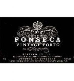 Fonseca Vintage Port 2003 750ML: Wine