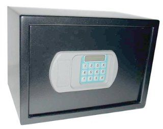 Electronic Floor/Shelf Safe With Easymatic Opening Door Medium : Gun Safes And Cabinets : Sports & Outdoors