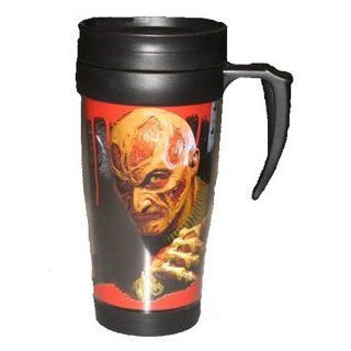 Nightmare on Elm Street   Freddy Krueger   Travel Mug