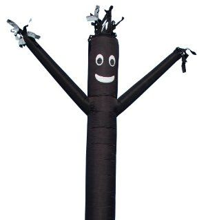Torero Inflatables Air Dancer Tall Tube Man Inflatable, Black, 20 Feet : Sports Inflation Devices : Sports & Outdoors