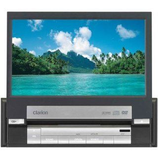 Clarion VRX 575USB   DVD player with LCD monitor, AM/FM tuner, digital player : Vehicle Receivers : Car Electronics
