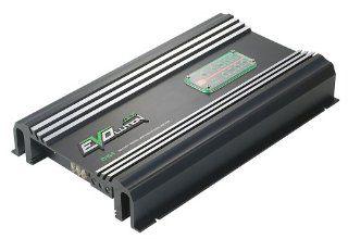Lanzar Evolution EV464   600 Watt 4 Channel Darlington Power Amplifier  Vehicle Multi Channel Amplifiers