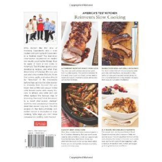 Slow Cooker Revolution: The Editors at America's Test Kitchen, America's Test Kitchen: 9781933615691: Books