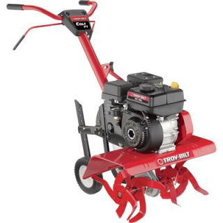 Troy-Bilt Front Tine Tiller — 24in. Working Width, 208cc Powermore OHV Engine, Model# 21A-34M8766  Tillers