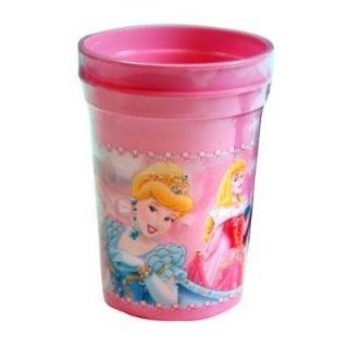 Zak Designs, Inc. Pretty Princess Cups Plastic Tumbler: Health & Personal Care