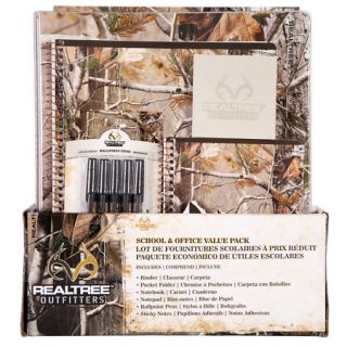 Browning Realtree Camo School  Office Value Pack 714203