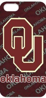 OU oklahoma in Simple Style Iphone 5 Slim fit Case 1lb492 Cell Phones & Accessories