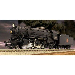 Kato Steam 2 8 2 USRA Heavy Mikado C,B,&Q: Toys & Games