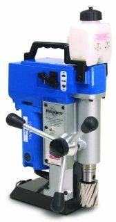 Hougen HMD505 Two Speed Quill Fed Drill   Power Magnetic Drill Presses