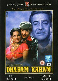 Dharam Karam: Raj Kapoor, Randhir Kapoor, Rekha, Prem Nath, Dara Singh, Pinchoo Kapoor, Narendra Nath, Urmila Bhatt, Alka, Satyajeet, Baby Pinky, Master Sailesh, Taru Dutt, Shanker Hurde, Prayag Raj: Movies & TV