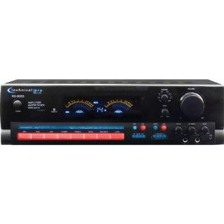 Technical Pro RX B503 Stereo Receiver Electronics