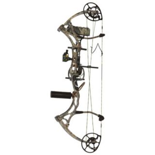 Bear Archery Method Compound Bow RTH Package LH 70 lbs. Realtree APG 730554