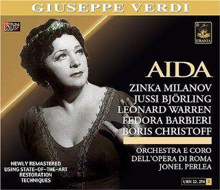 Aida: Music