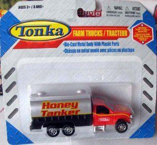Tonka Honey Tanker Dairy Transport Farm Truck 1/64 Scale Toys & Games