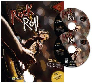 PAK: HISTORY OF ROCK AND ROLL MUSIC ONLINE: COAST LEARNING SYSTEMS: 9780757526206: Books