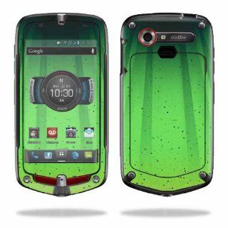 MightySkins Protective Vinyl Skin Decal Cover for Casio G'zOne Commando 4G LTE C811 GZ1 Verizon Cell Phone Sticker Skins Growth: Electronics