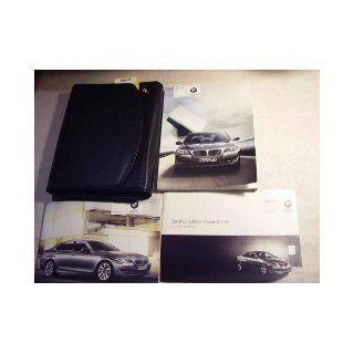 2011 BMW 523i 528i 535i 550i 520d 5 series Owners Manual BMW Books