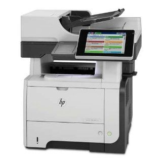 LaserJet 500 M525F Laser Multifunction Printer   Monochrome   Plain Paper Print   Desktop: Electronics