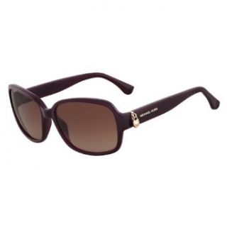 183857a996 ... Michael Kors 2888S 001 Black Emma Square Sunglasses  Michael Kors   Clothing ...
