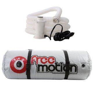 Wakeboard Wakesurf Ballast Bag Fat Sac Package 540lb + Pump  Sports & Outdoors