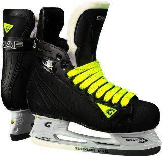 Graf 535S Supra Senior Hockey Skates : Hockey Ice Skates : Sports & Outdoors