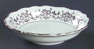 Bavarian Crest Romance Fruit/Dessert (Sauce) Bowl, Fine China Dinnerware   Plati