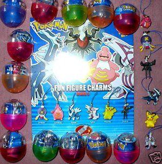15 Pokemon Figures Birthday Party Favors Pokeman