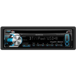 Kenwood KDC BT555U In Dash CD//USB Car Stereo Receiver with Bluetooth
