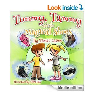 children books  Tommy, Tammy and the Magical Shoes kids magical books (The bedtime story children's books collection)   Kindle edition by Tamar Larom, children's book, picture book, bedtime stories, sleep, beginner readers, Abira Das. Children Ki
