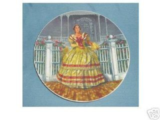Gone With The Wind Melanie Collector Plate  Commemorative Plates