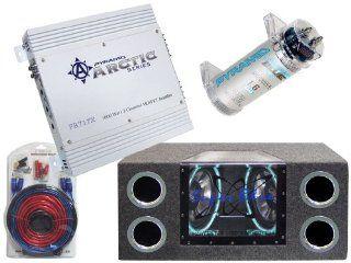 Pyramid Powerful Amplifier/Speaker Electronics