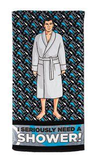 Archer Beach & Bath Towel