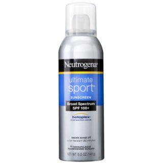 Neutrogena Ulimate Sport Spray Sunscreen Broad S