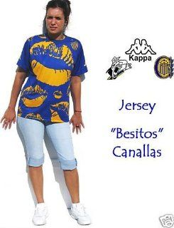 CLUB ATLETICO ROSARIO CENTRAL   ARGENTINA. Women's Casual jersey. Sizes S   M.  Other Products