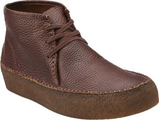 Clarks Wallabee Ridge   Brown Tumbled Leather