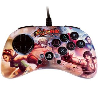 Street Fighter x Tekken Fight Pad: Chun Li EU (PS3)      Games Accessories
