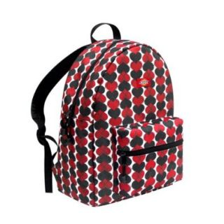 Yak Pak 635 616 Red Heart Argyle Basic Student Backpack: Shoes