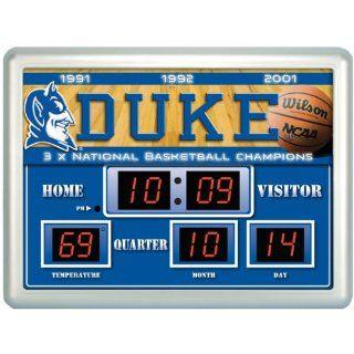 Duke Blue Devils Scoreboard  Scoreboards And Timers  Sports & Outdoors