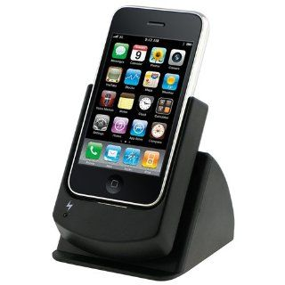 Rotating Apple iPhone 3g Desktop Home Cradle Charger w/ Data Cable: Cell Phones & Accessories