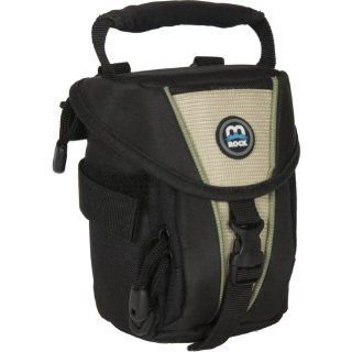 M ROCK Mesa Verde 644 Camera Bags Digital or Camcorder Bag (Black with Sand) : Camcorder Cases : Camera & Photo