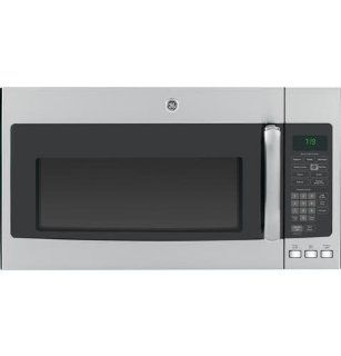 GE JNM7196SFSS 1.9 Cu. Ft. Stainless Steel Over the Range Microwave: Kitchen & Dining