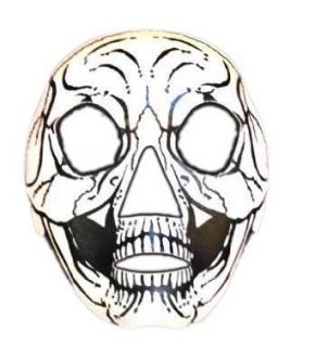 Scary Skull Mask: Clothing