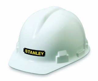 Stanley RST 62002 Preslock Suspension Hard Hat, White   Hardhats