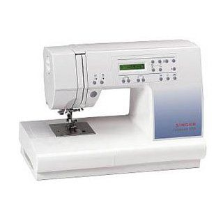 Singer Quantum Sewing Machine 9910 Plus Monogram